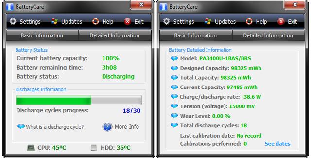 BatteryCare 0.9.14