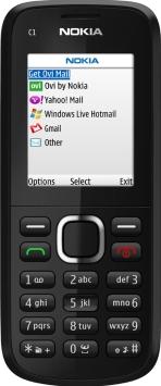 Прошивка Nokia C1-02