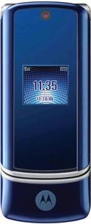 Прошивка Motorola KRZR K1