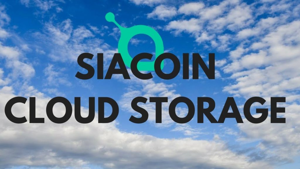Что такое Siacoin
