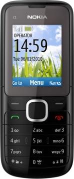 Прошивка Nokia C1-01