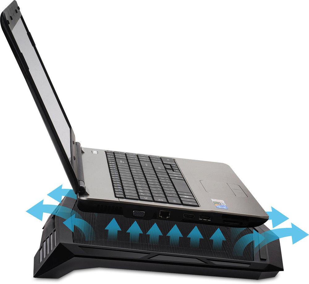 Греется ноутбук