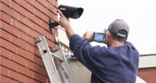 Сложности монтажа систем видеонаблюдения