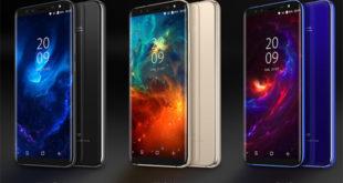 Модельный рад смартфонов Blackview